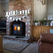 Charnwood Island 1 stove