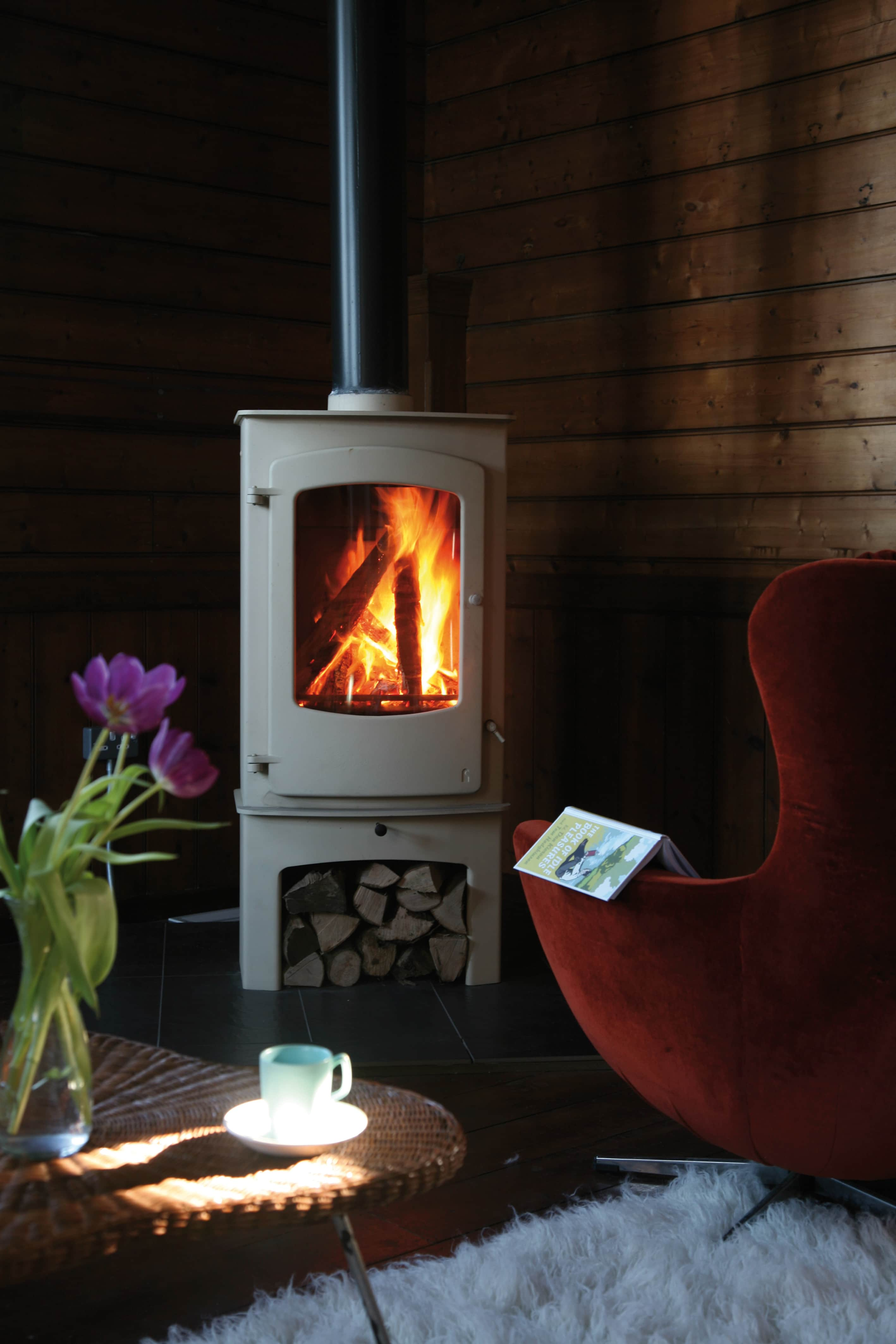 Ignite Stoves & Fireplaces | Cove 3 Woodburning & Multi-Fuel Stove