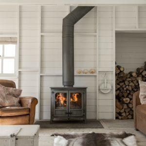 Charnwood Island 3 multi fuel stove