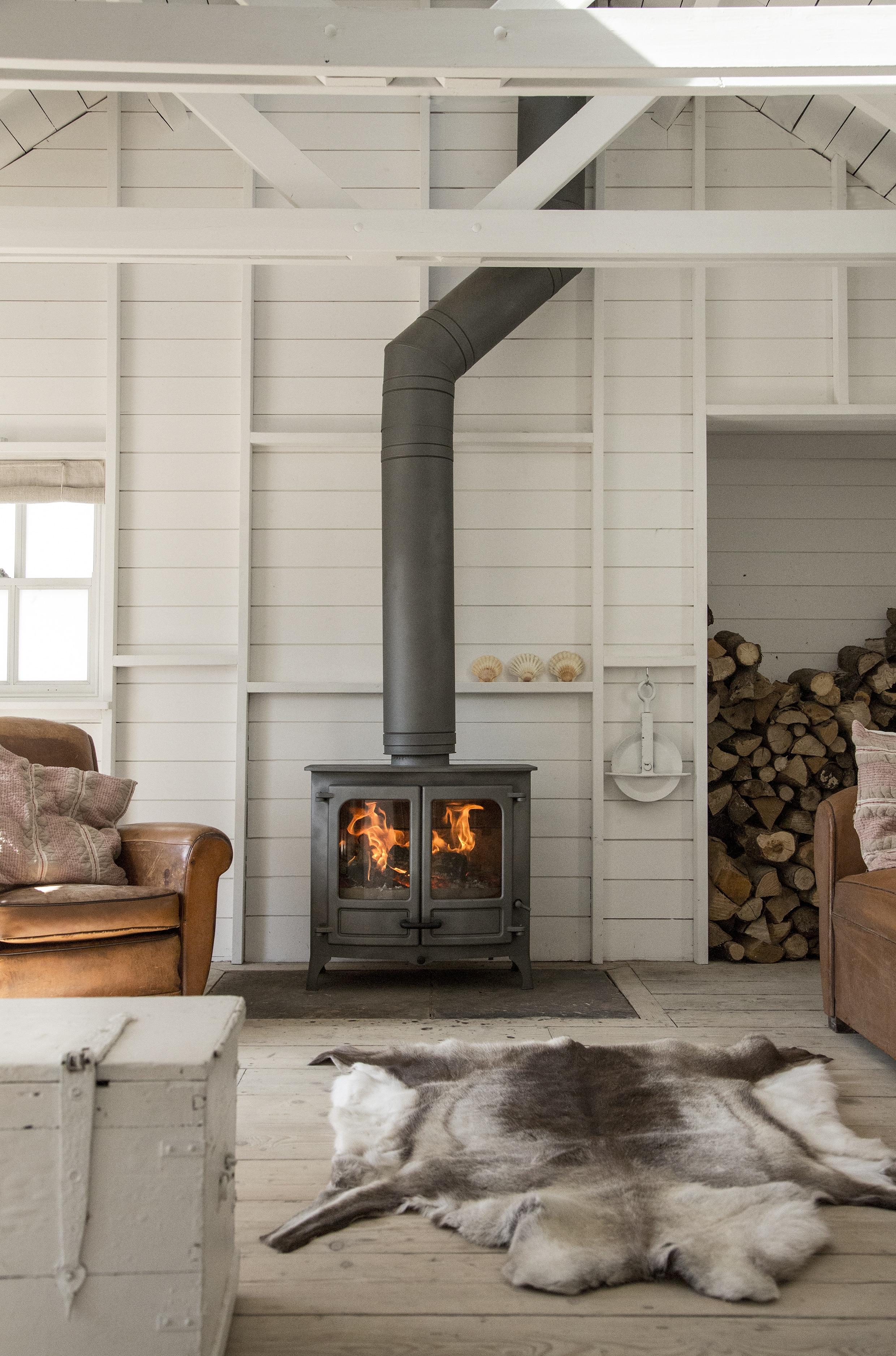 Ignite Stoves Amp Fireplaces Island Iii Multi Fuel Stove