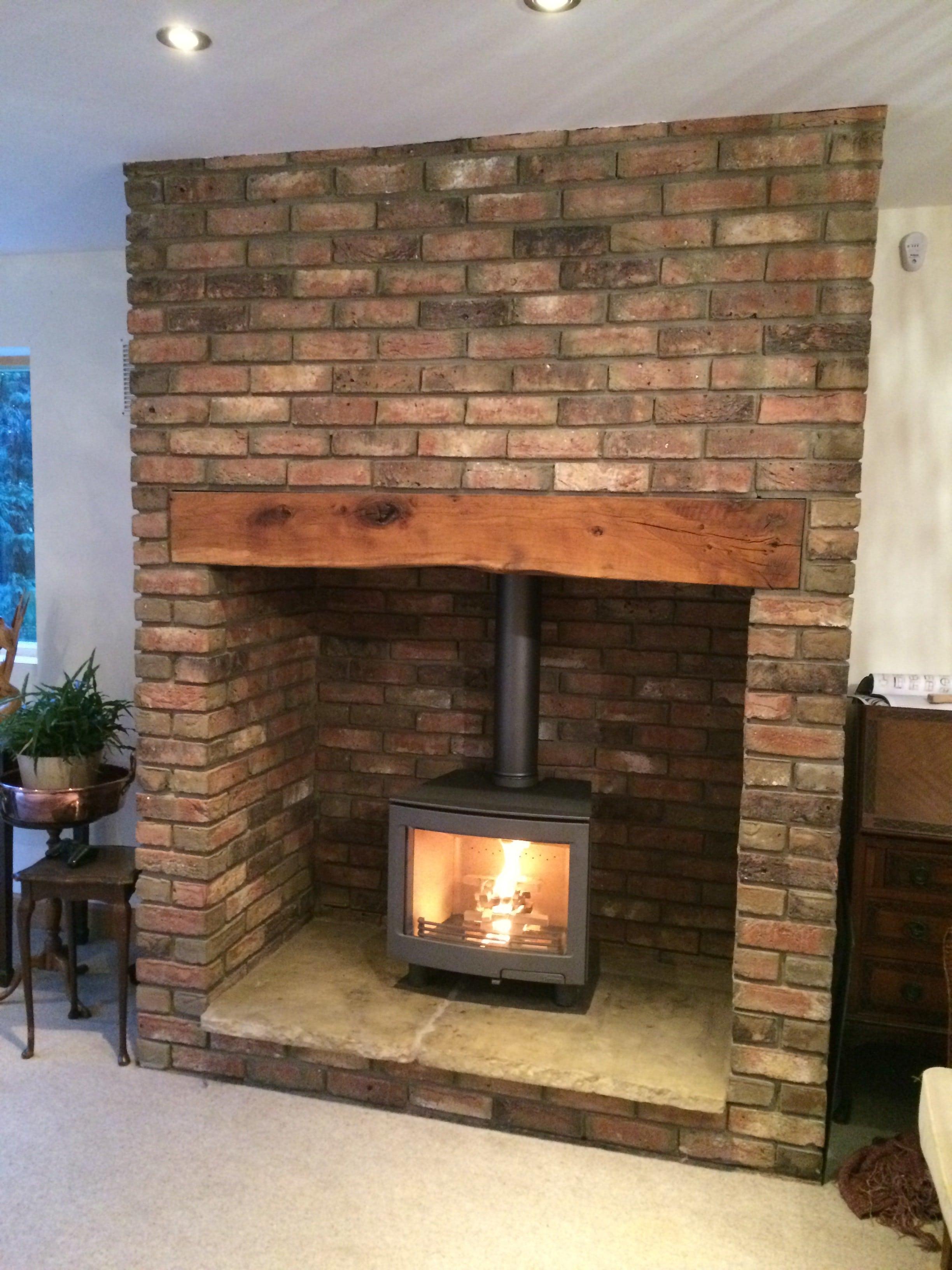 Ignite Stoves Amp Fireplaces I5 Woodburning Stove