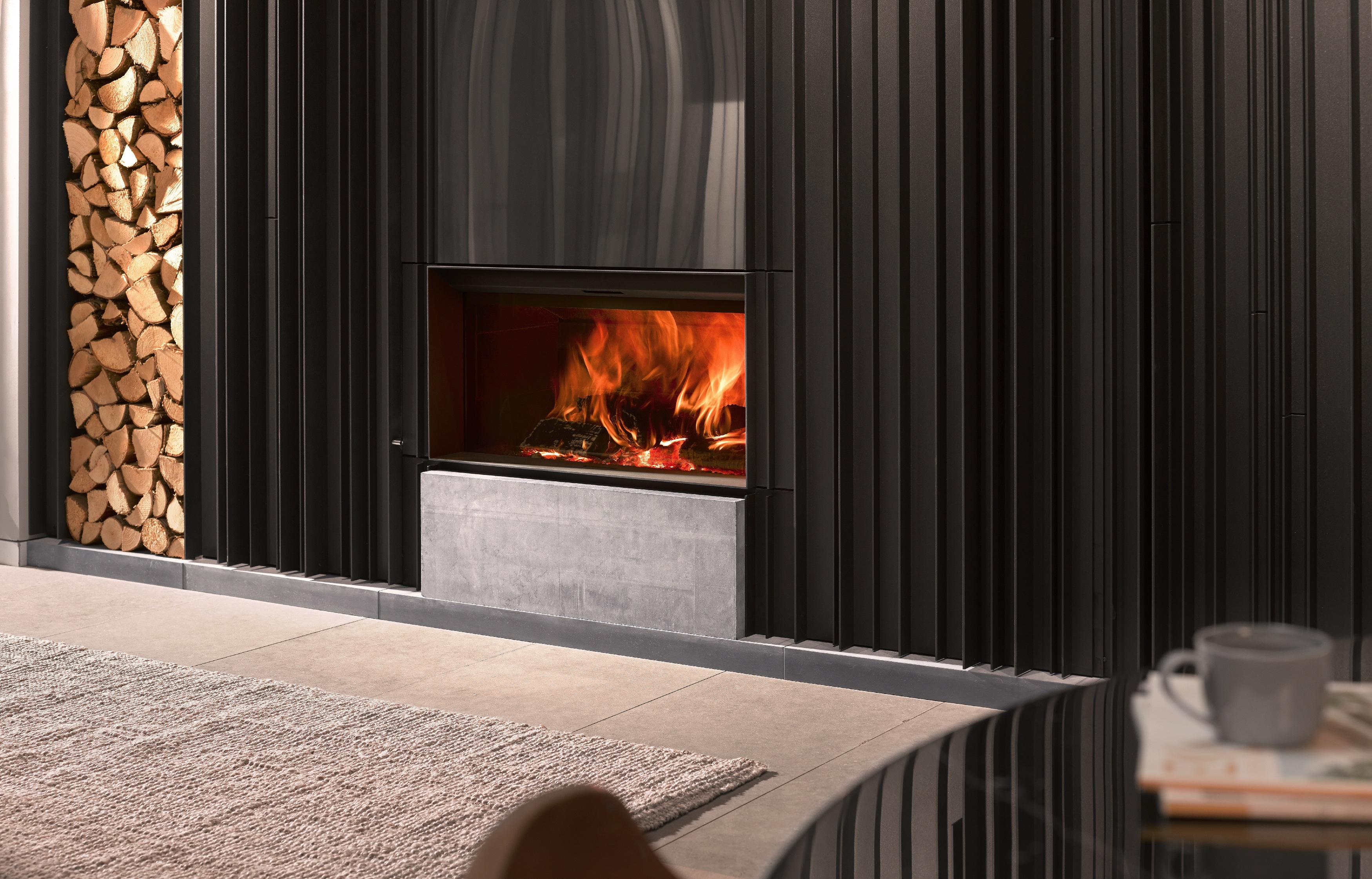 ignite stoves fireplaces st v 22 110. Black Bedroom Furniture Sets. Home Design Ideas