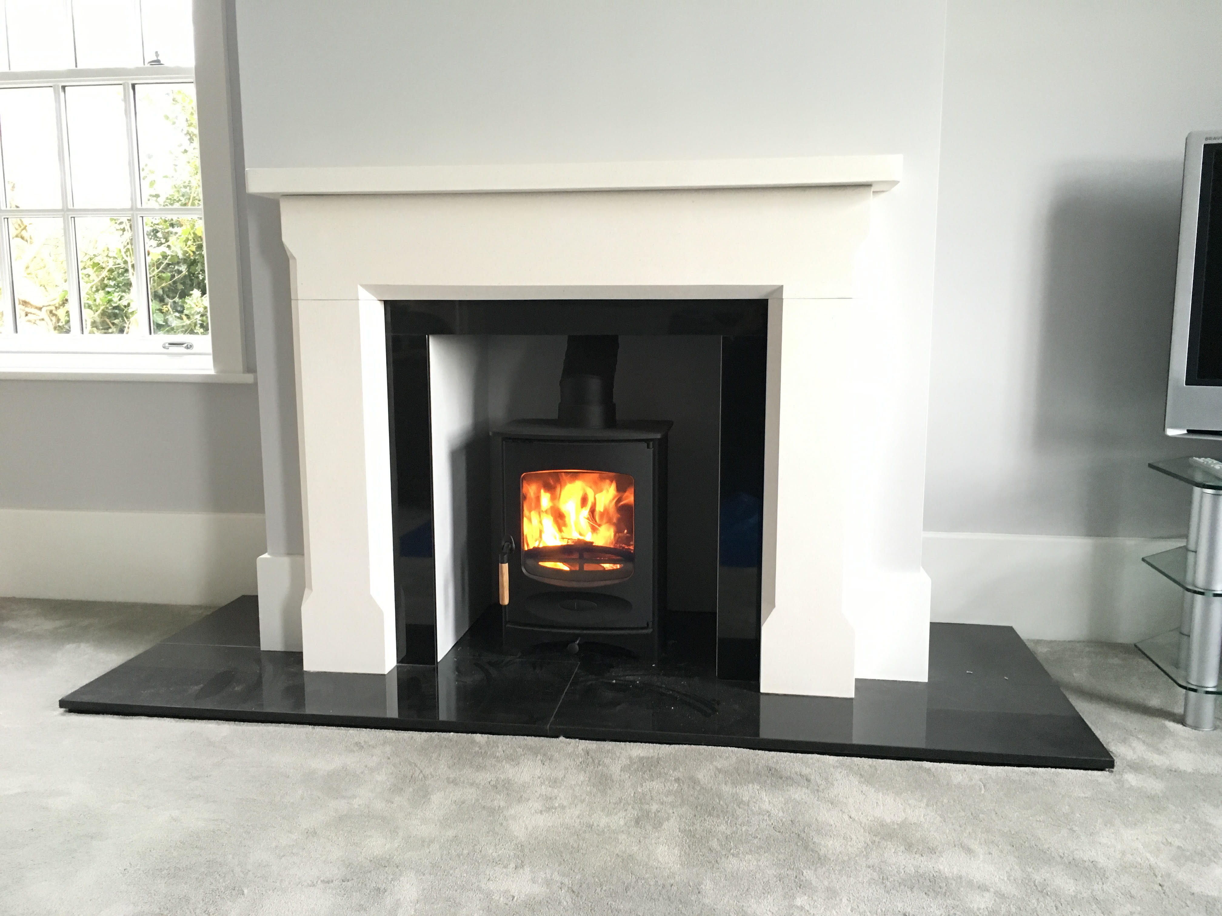 Ignite Stoves Amp Fireplaces C Four Woodburning