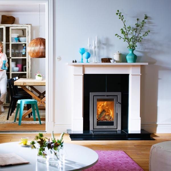 Contura i4 woodburning and multi fuel