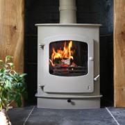 Charnwood cove 2 wood burning