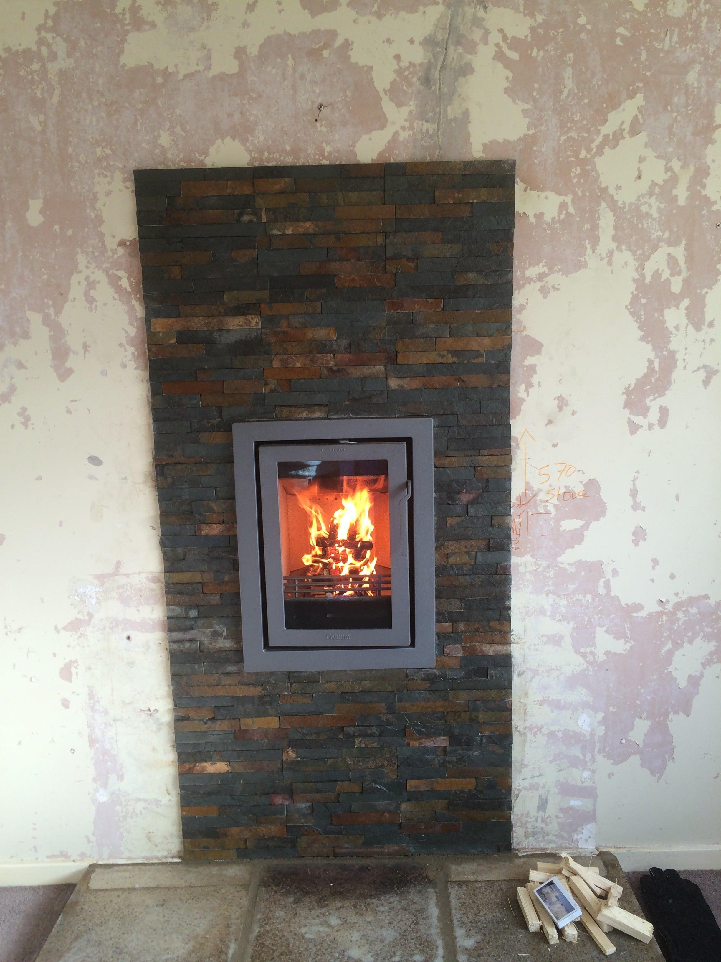 Ignite Stoves Amp Fireplaces I4 Inset Woodburning Amp Multi