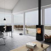 Rais Rina wood burning stove