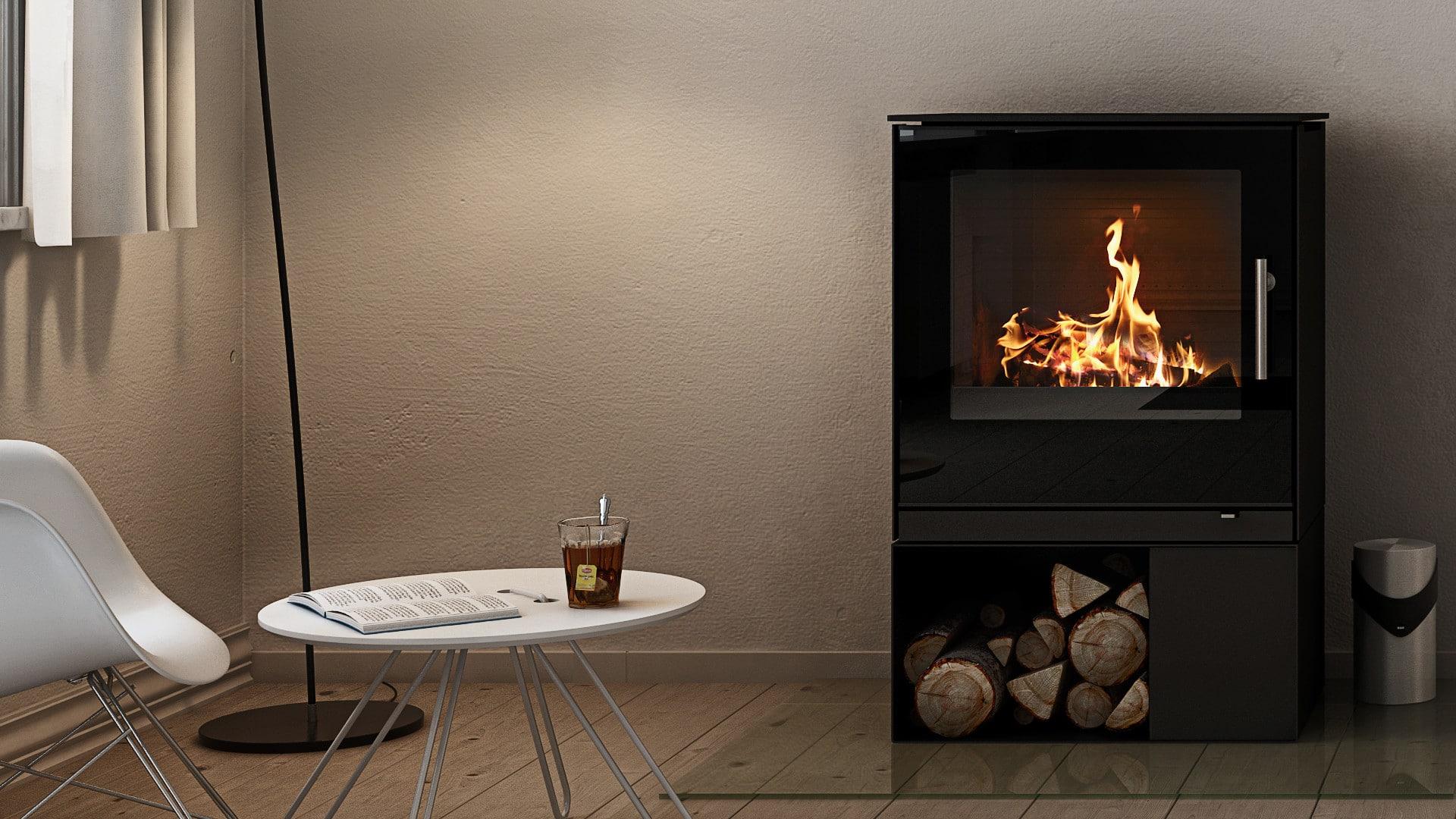 Ignite Stoves Amp Fireplaces Rais Q Tee 2 Woodburning Stove