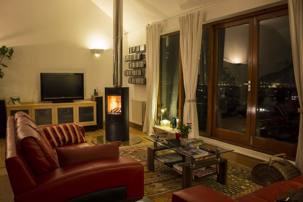 510 woodburning stove