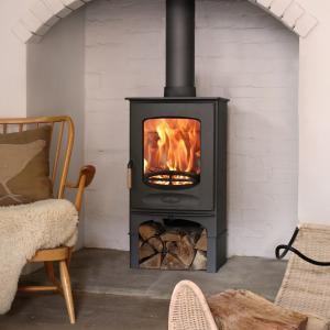 Charnwood C-Eight Multi fuel stove