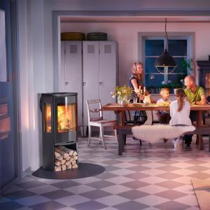 Contura 556 wood burning stove