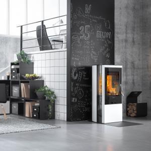 contura 35 white stove