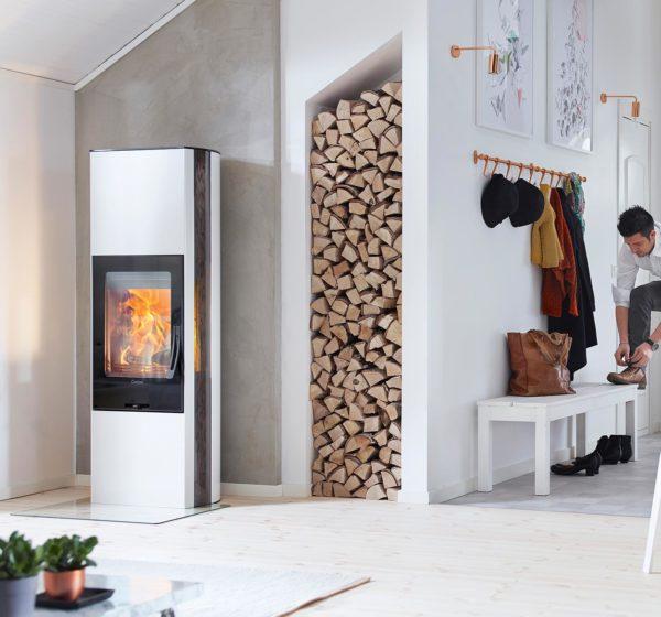 Contura 35 Log burner