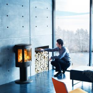 880 wood burning stove