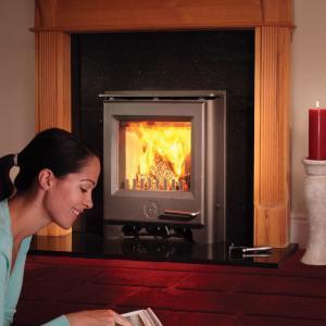 Firebright inset multi fuel stove