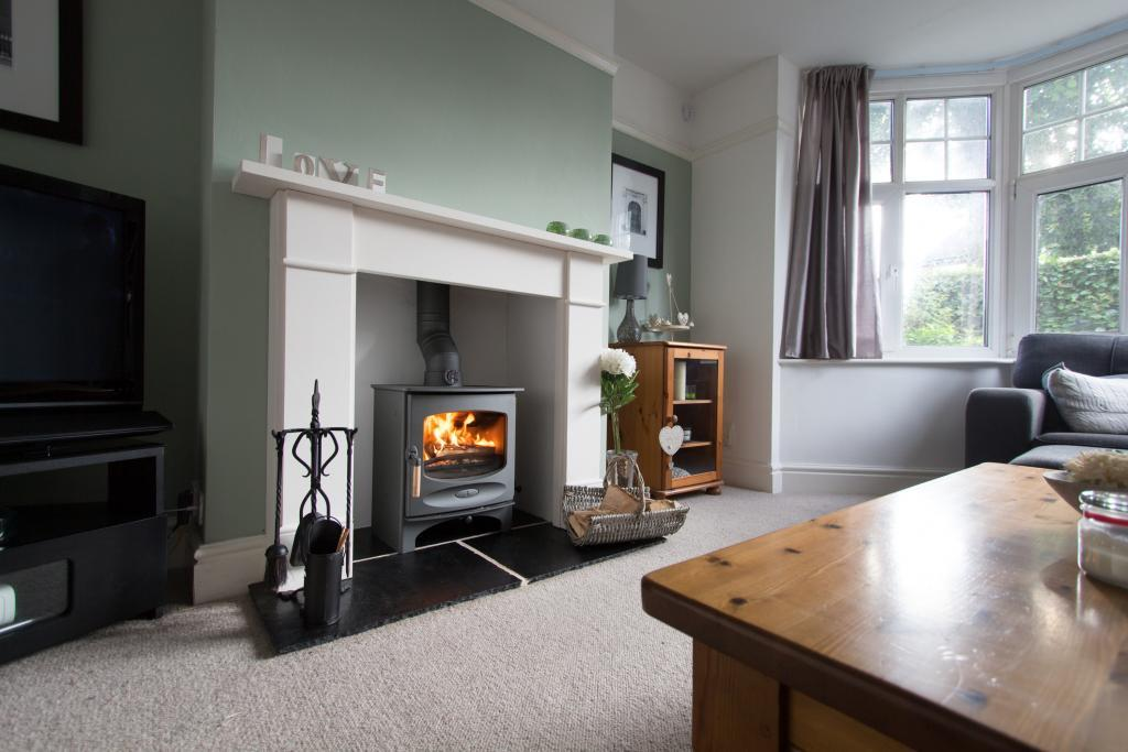 charnwood c-five wood burner stove