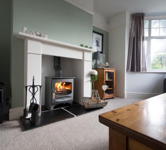 charnwood c-five wood burner stove