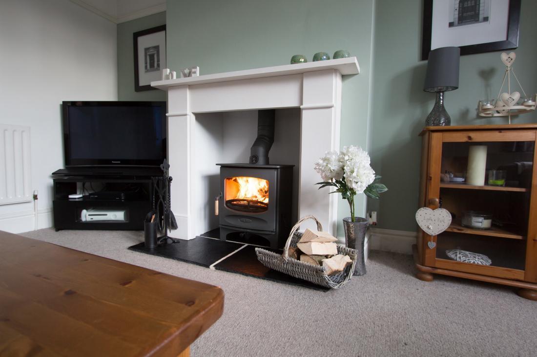 Charnwood C-Five wood stove