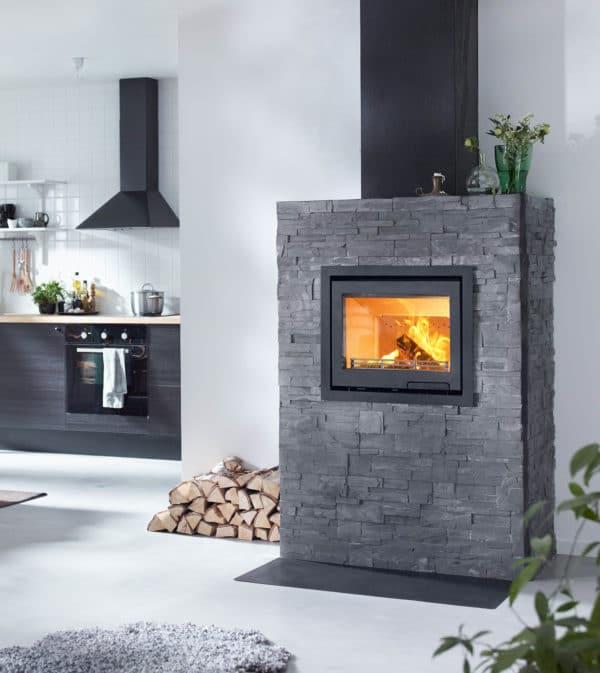 i6 cast iron inset stove