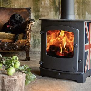 Charnwood Cove 2 wood burning and multi-fuel
