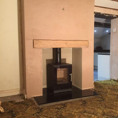 fireplace and stove install by ignite stoves & fires