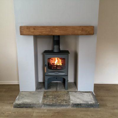 Charnwood C-Five Woodburning Stove