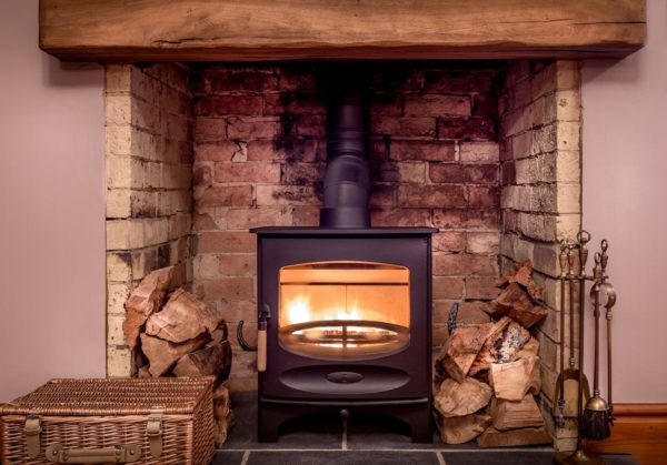 fireplace and charnwood stove install by ignite stoves & fires