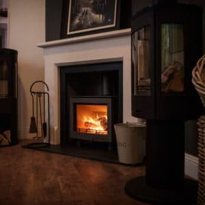 contura i5 wood burner stove