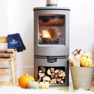 Charnwood Arc 5 log burner