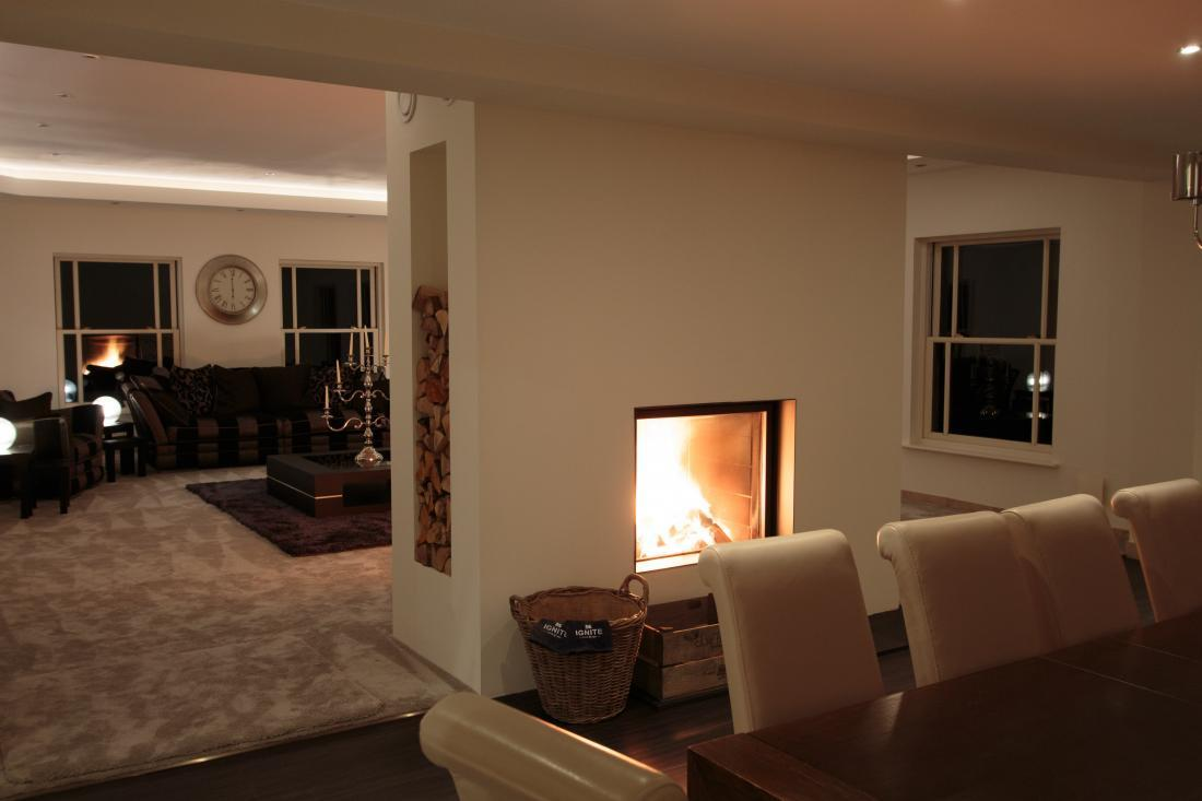 greenfield installation by ignite stoves