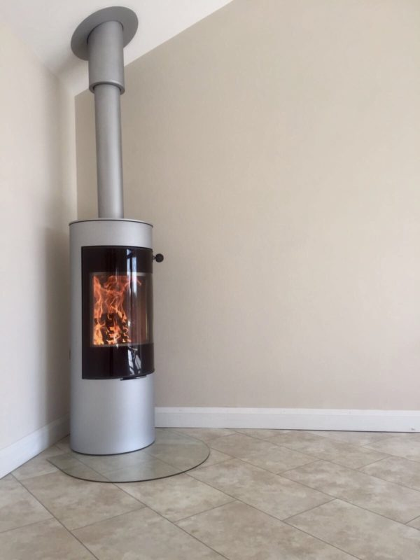 Viva L120 Wood Burning Stove