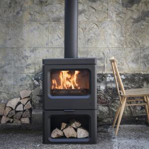 Charnwood Skye 5 black wood burner