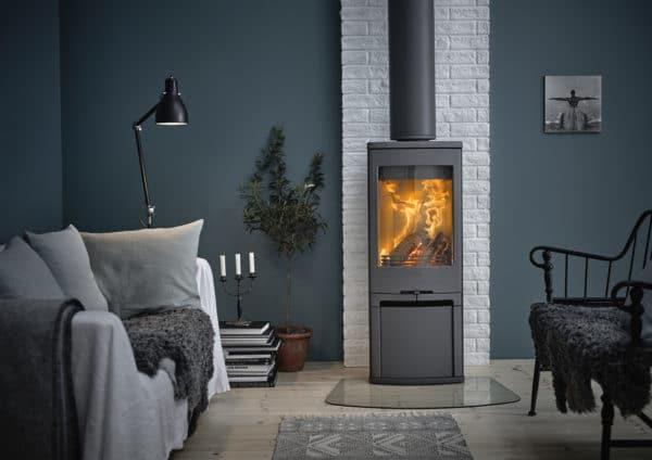 contura 710 wood burner stove