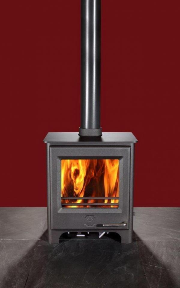 Woodwarm Fireblaze Multi-Fuel stove