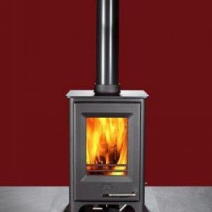 Woodwarm multi-fuel stove