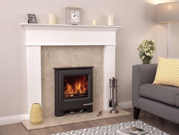 Firebright 5kW Woodburning & Multi-Fuel Stove