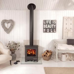 Woodwarm Firegem Multi-Fuel Stove