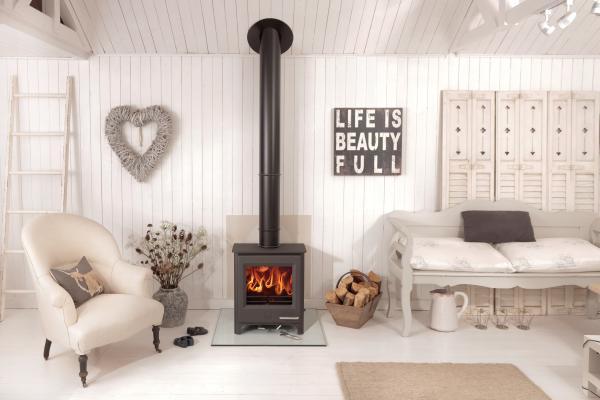 Woodwarm Firegem Multi-Fuel Stove