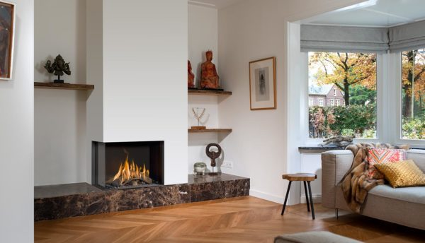 Barbas York Gas Stove Corner