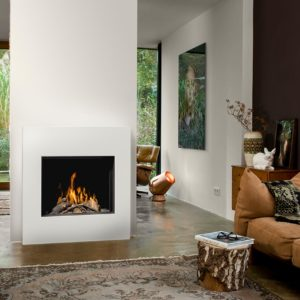 Barbas Bellfires Derby Gas Fireplace