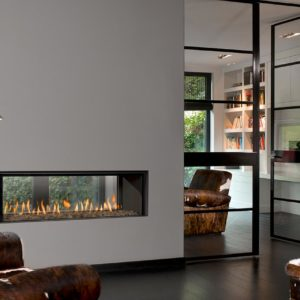 Barbas Bellfires Tunnel Gas Stove