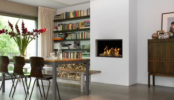 Barbas Bellfires Small York inset gas stove