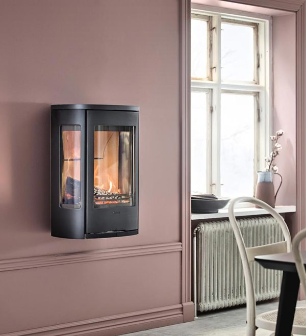 Contura 856 Wall Mounted log burner