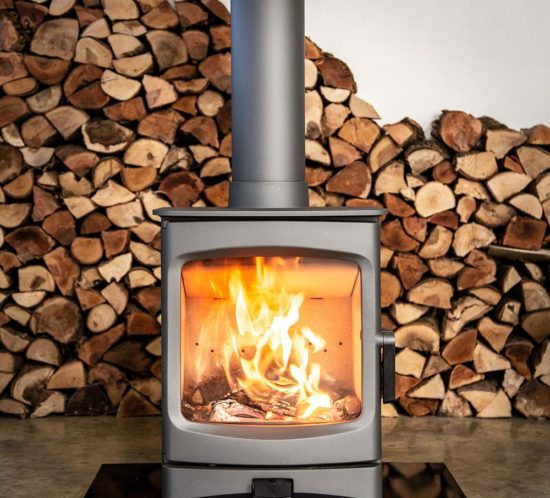 Charnwood Aire log burning stoves