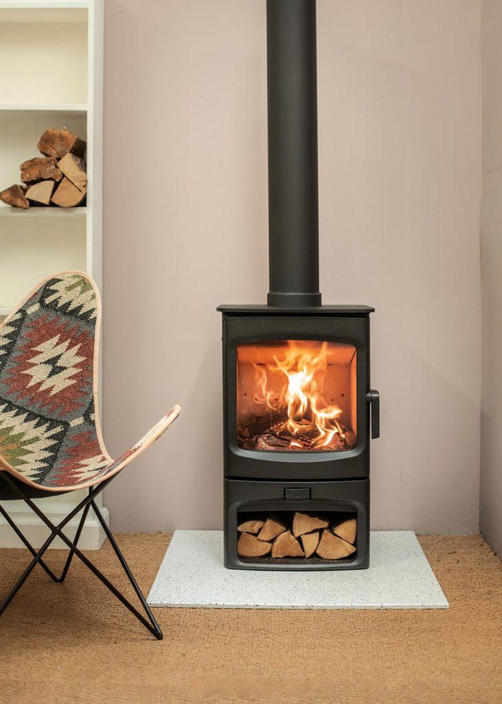 Charnwood Aire Woodburning Ecodesign stove