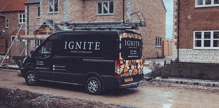 Ignite Stoves Van