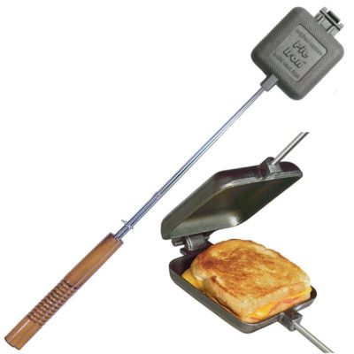 Pie Iron For Log burners