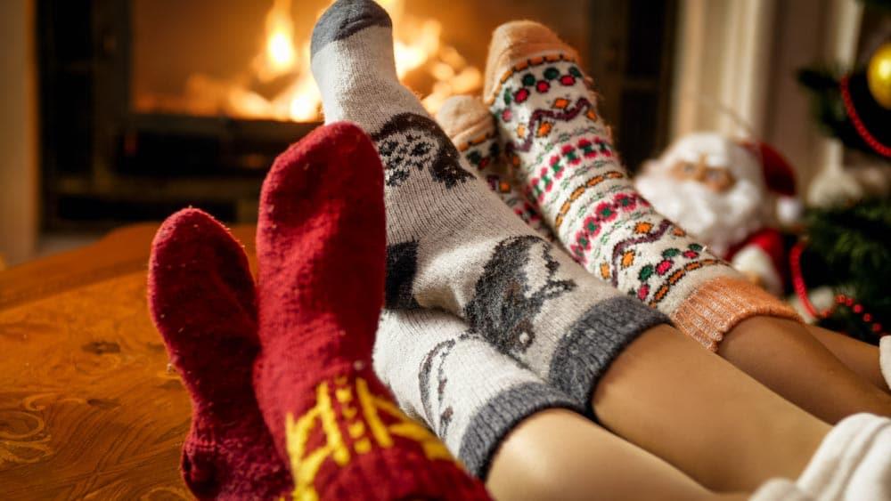 Thick Woolen Socks